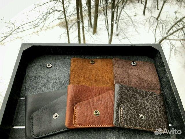 4725f7a6193f Кошелёк портмоне ручной работы из натуральной кожи купить в Санкт ...