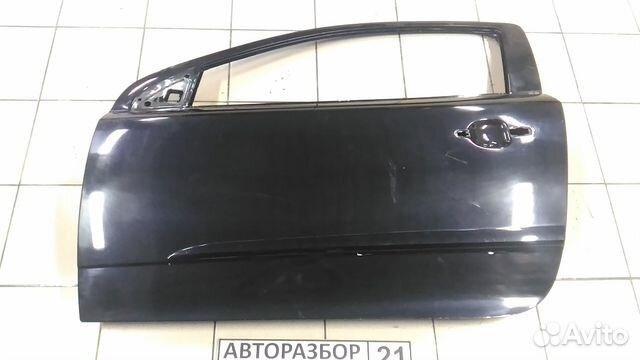 Дверь левая Opel Astra GTC Опель Астра