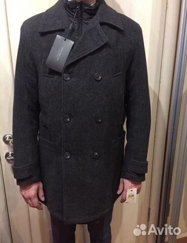 198ad6a38f2 Новое шерстяное пальто Andrew Marc