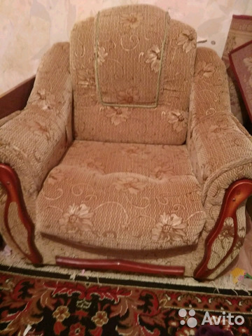 Диван и два кресла 89288393437 купить 1