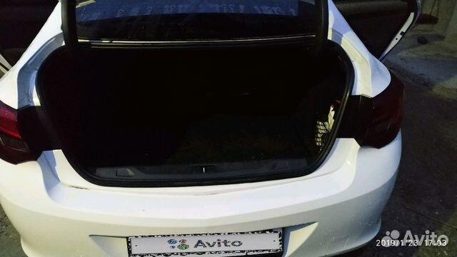 Opel Astra, 2013 89894918352 купить 7