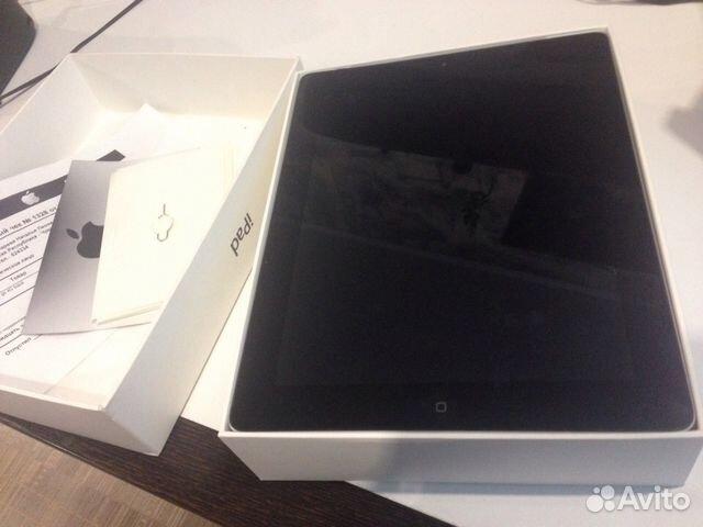 Планшет Apple iPad 2 64 gb в черном цвете