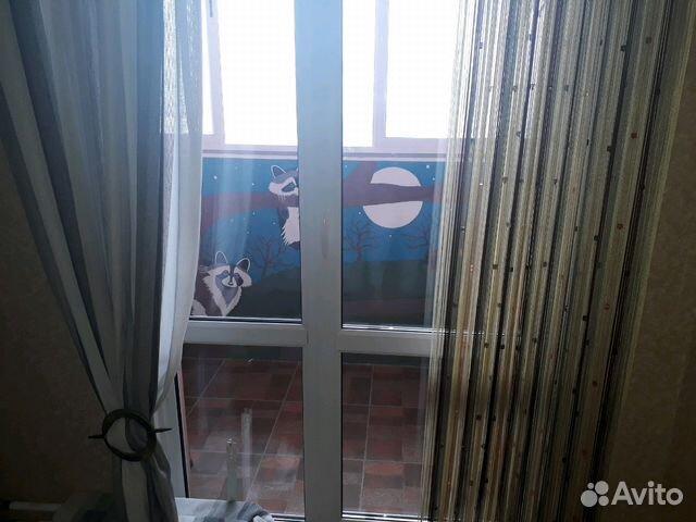 Продается однокомнатная квартира за 1 655 000 рублей. Курск, проспект Надежды Плевицкой, 37.