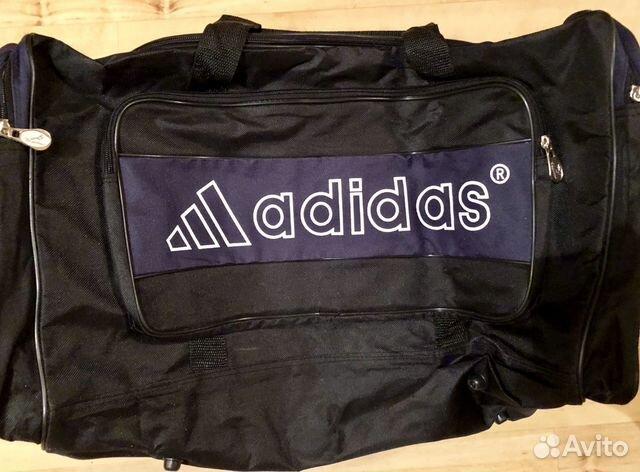 93a20e38a115 Сумка спортивная/дорожная Adidas купить в Ленинградской области на ...