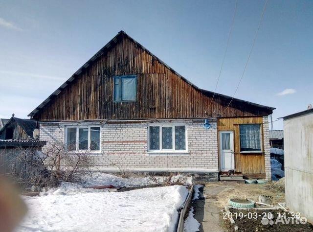 Дом 80 м² на участке 10 сот. 89059825991 купить 1