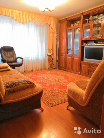 Продается трехкомнатная квартира за 3 500 000 рублей. респ Коми, г Ухта, ул Сенюкова, д 55.