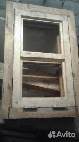 Блок оконный двойной деревянный 89210543218 купить 1