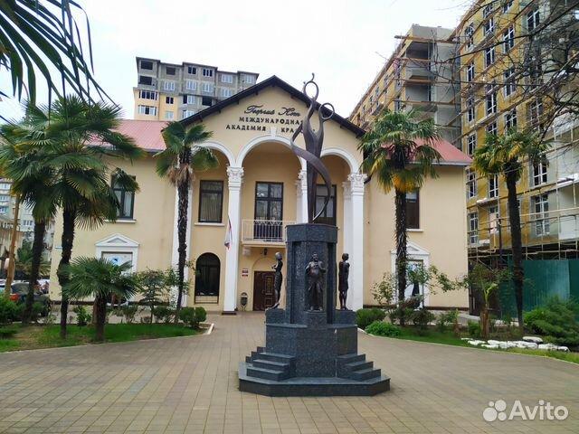 Продается однокомнатная квартира за 4 400 000 рублей. Краснодарский край, г Сочи, ул Гагарина.