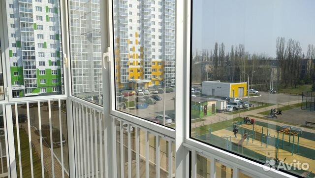Продается однокомнатная квартира за 1 850 000 рублей. г Воронеж, Московский пр-кт, д 197.