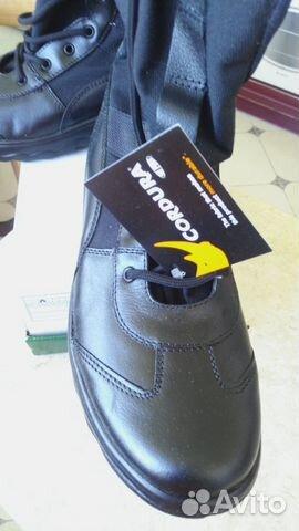 Ботинки легкие высокие омон 89385360054 купить 2