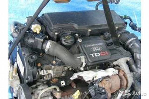 Продам. Двигатель на Форд Фьюжн. Без навесного об