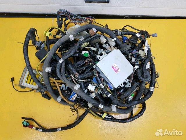 89625003353 Коса + компьютер с STI2M Subaru Forester, SF5, EJ2