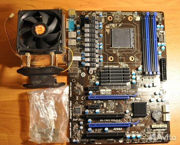 MSI 970A-G46 | Festima Ru - Мониторинг объявлений