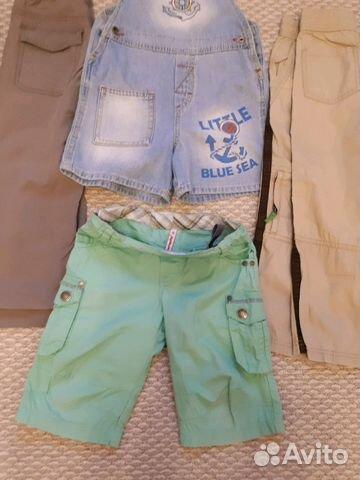 Брюки лето, шорты, футболки 98-104 89528045750 купить 5
