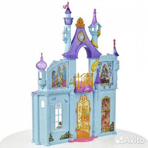 Disney Princess дворец для барби B8311  89062132153 купить 3