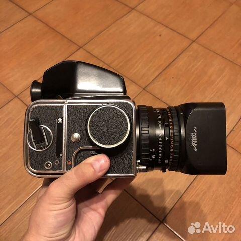 Hasselblad 500CM с хорошим экраном купить в Краснодарском крае на