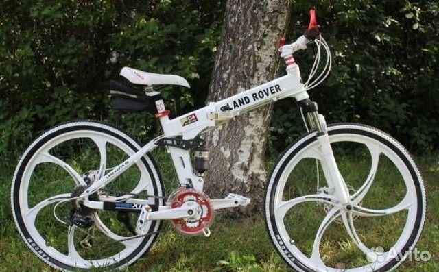 89527559801 Велосипед на литье,складной,21. Скорость