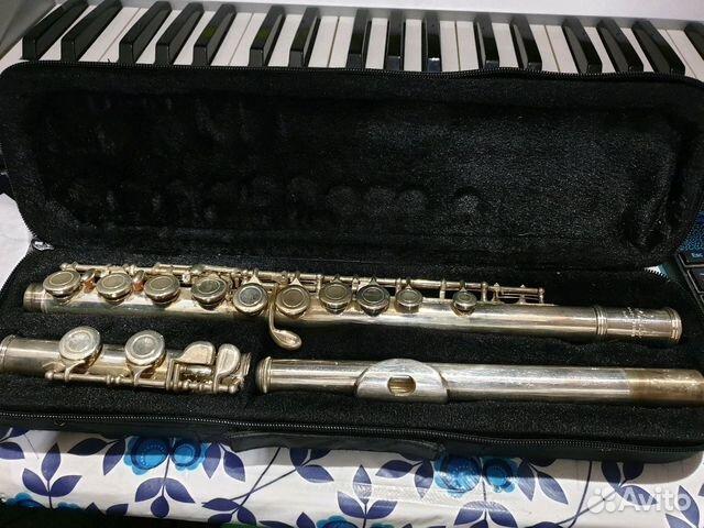 Флейта попречная посеребренная Conn-Selmer купить в Москве