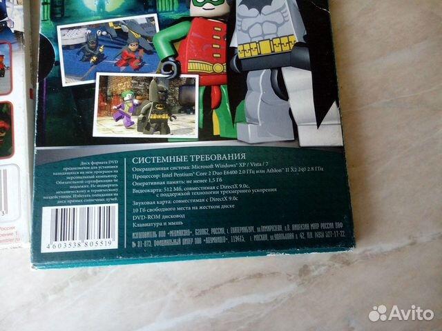 Лего игры на компьютер 89024219201 купить 3