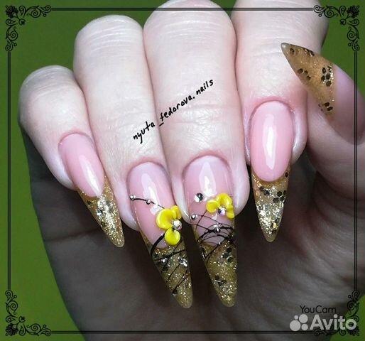 Наращивание ногтей 89841788979 купить 7
