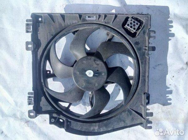 89026196331 Диффузор в сборе Nissan Note E11 2006-2013