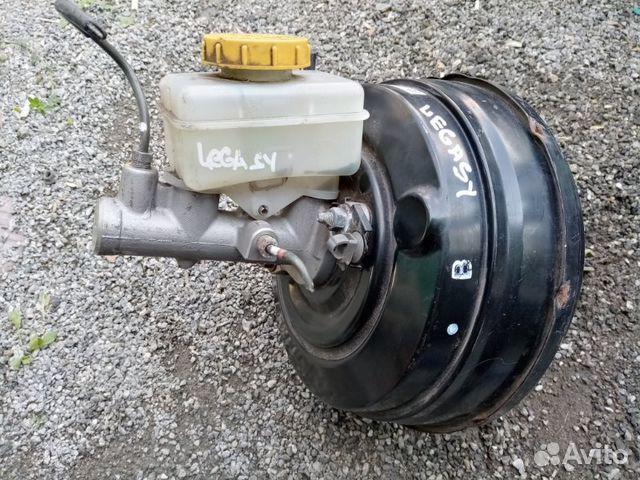 89026196331  Вакуумный усилитель Subaru Legacy Outback B12