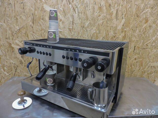 Кофемашина и кофемолка ottima/rimini/ariete б/у