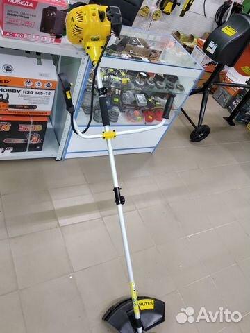 Триммер бензиновый Huter GGT-1500T купить 2