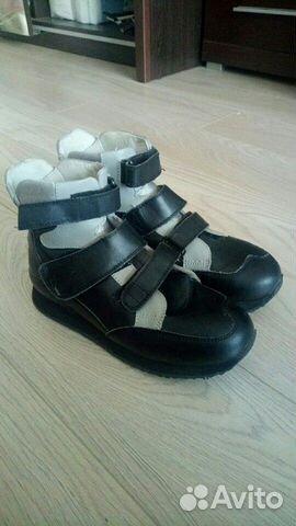 Ботинки ортопедические 89216146654 купить 1