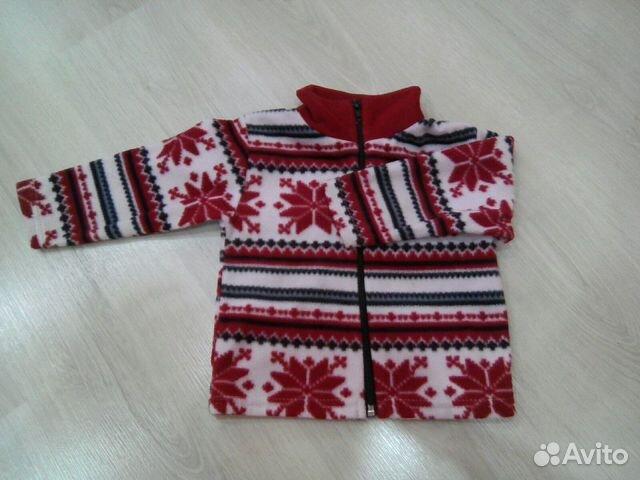 Детская кофта 86 см  89535029053 купить 1