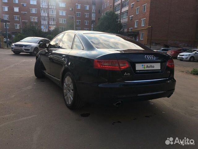 Audi A6, 2010  89090552710 купить 2