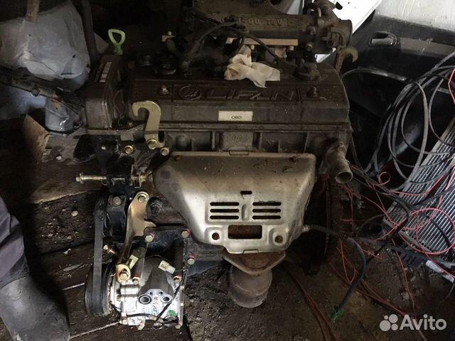 Двигатель Lifan Breez 1.6 89278232129 купить 5
