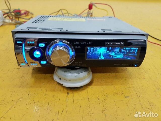 89625003353  Магнитола Pioneer Subaru Forester
