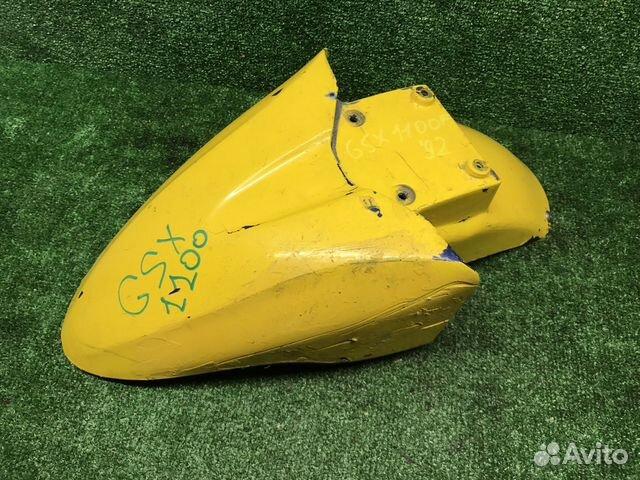 89831314444  Крыло переднее Suzuki GSX1100F Katana GV72