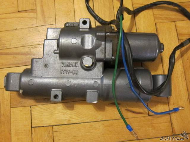 электроподъемник для лодочного мотора
