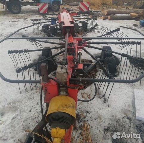 Грабли роторные Vicon 713 89135901219 купить 2