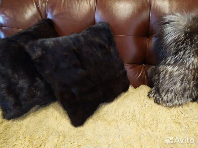 Подушки из натуральной норки  89058582994 купить 6