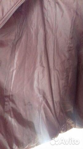 Женское пальто (пуховик женский демисезон) 89245055073 купить 4