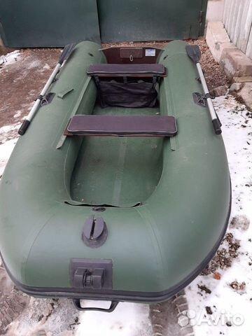 Лодка пвх Навигатор 320 купить 6