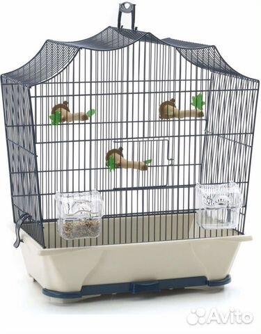 Bird cage Saviс 43х25х47