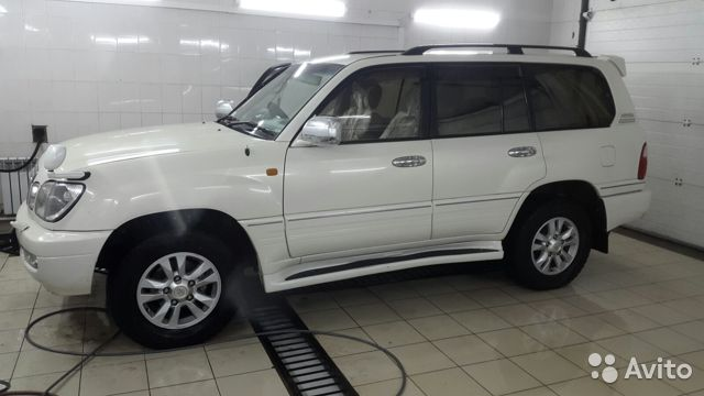 Toyota Land Cruiser, 2000 89143616882 купить 2