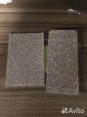 Блестящие наклейки для iPhone 6/ 6 S купить 1