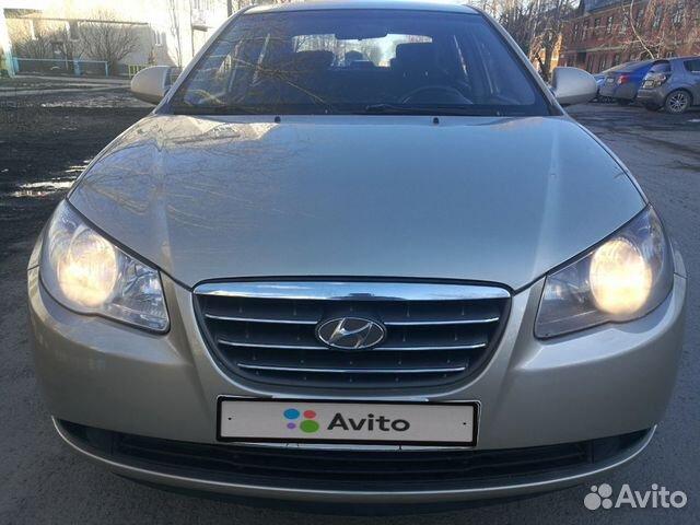 Hyundai Elantra, 2008 купить 8