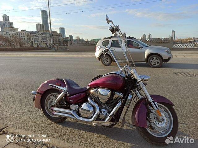 Honda VTX 1800N 89584898345 купить 5