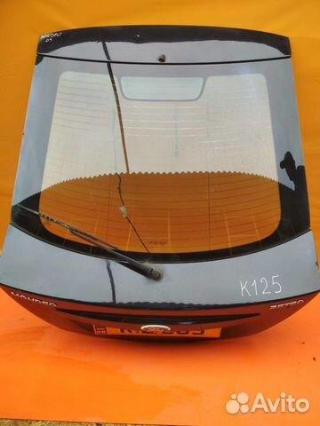 84732022776 Дверь багажника со стеклом Ford Mondeo 3 2000-2007
