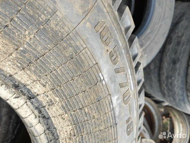 Продам шины на спецтехнику 16.5/70-18 кф-97 б/у 89103502245 купить 3