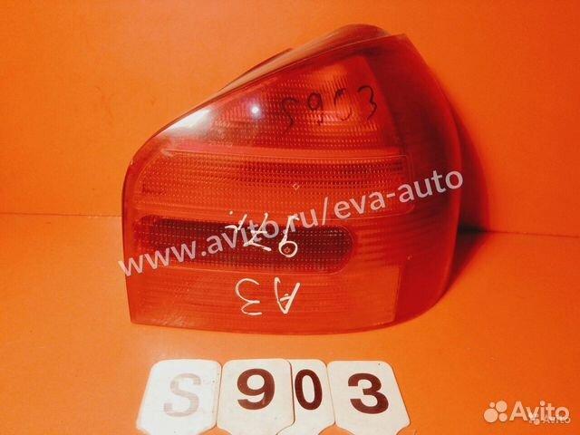 84732022776  Фонарь задний правый Audi A3 (8L1) 1996-2003