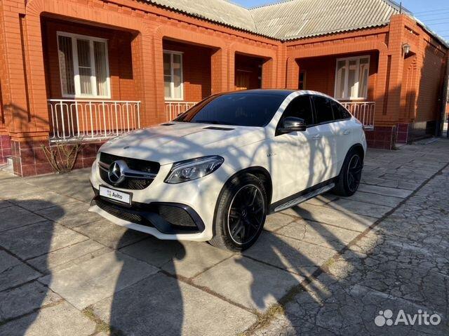 Mercedes-Benz GLE-класс AMG Coupe, 2016 89586151379 купить 7