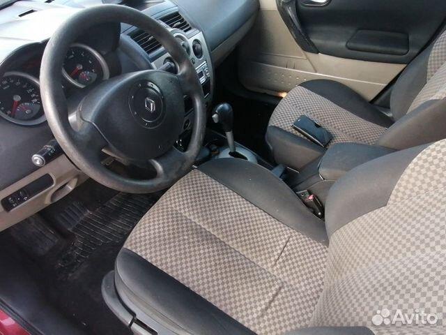 Renault Megane, 2005 89052963642 купить 7