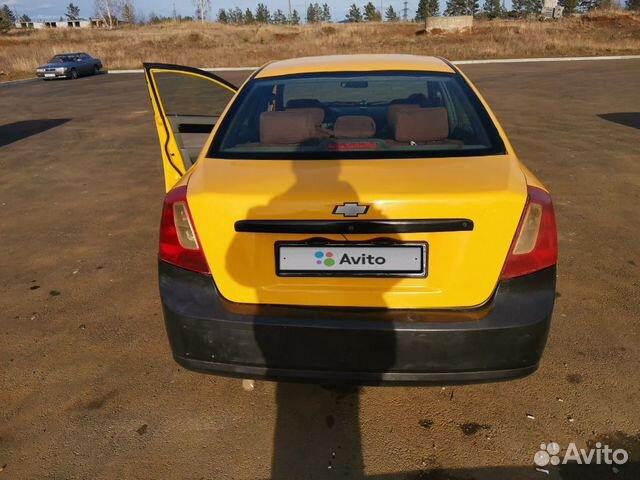 Chevrolet Lacetti, 2012 купить 4